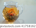 中国茶 茶 花草茶 41758162