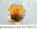 中国茶 茶 花草茶 41758171