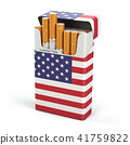 Cigarettes and tobacco in USA 41759822