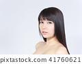 젊은 여성 미용 41760621