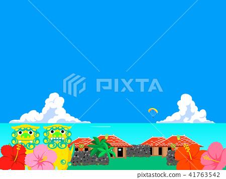 沖繩背景 41763542