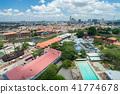 말라카 타워에서 보는 말라카 마을의 풍경 41774678