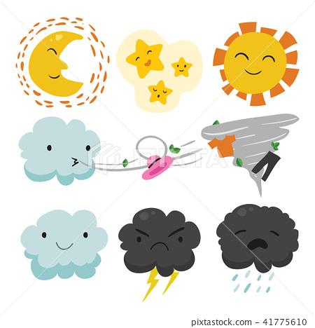 cloud vector collection design 41775610