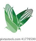 corn, ecology, icon 41776590