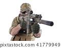 瞄准 火器 步枪 41779949