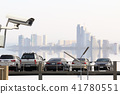 car parking on roof 41780551