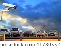 car parking on roof 41780552