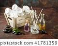 Spa Kit. Shampoo, Soap Liquid. Shower Gel. 41781359