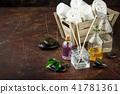 목욕, 로션, 욕실 41781361