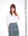 model, female, lady 41784969