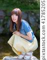 model, female, lady 41785205
