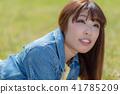 model, female, lady 41785209