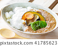 curry, curry and rice, vegetable curry 41785623