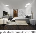 เตียง,ห้องนอน,ภายใน 41786780
