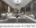 dining room interior 41786785