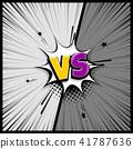 versus, text, speech 41787636