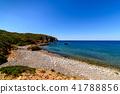 Stony Coast At Capo Pecora Buggerru Sardinia Italy 41788856