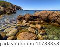 Stony Coast At Capo Pecora Buggerru Sardinia Italy 41788858
