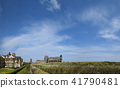 Panorama of Whitby Abbey, Whitby, UK 41790481
