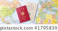 หนังสือเดินทางและใบขับขี่สากล 41795830