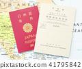 หนังสือเดินทางและใบขับขี่สากล 41795842