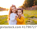 golf child girl 41796727