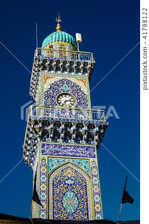 Clocktower of Al-Kadhimiya  in Baghdad Iraq 41798122