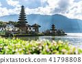 Ulun Danu Beratan Temple in Bali, Indonesia 41798808