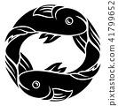Pisces Fish Astrology Horoscope Zodiac Sign 41799652