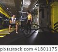 woman, man, workout 41801175