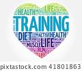 cloud heart training 41801863