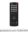 TV remote control 41804369