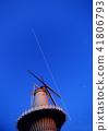 네덜란드 풍차와 국제 우주 정거장 41806793