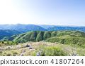 시코쿠카르스트, 카르스트 대지, 카르스트 지형 41807264