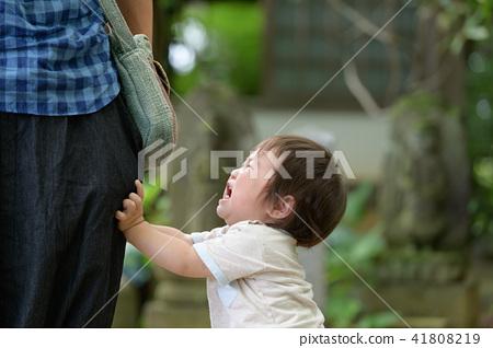 가족 유아 원아 아기 1 세 41808219