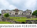 Cancun Tulum Ruins 41810305