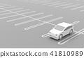 주차장, 차고, 자동차 41810989