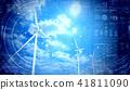 風能 風車 風力渦輪機 41811090