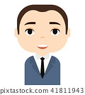 man, male, businessman 41811943