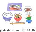 日式早餐2 41814107