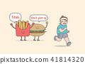 食物 食品 垃圾食品 41814320