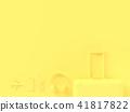 suitcase yellow 41817822