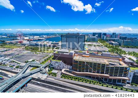 台场 海湾地区 城市景观 41820443
