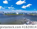 """Tokyo Metropolis"" Odaiba / Urban Landscape 41820614"