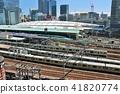 สาย Yamanote ออกจากสถานีโตเกียว, สาย Keihin Tohoku และ Tokaido Main Line 41820774