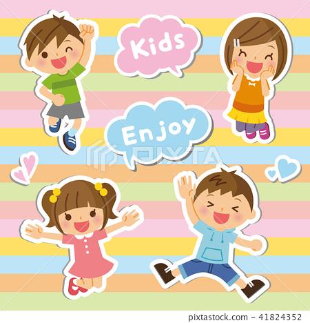 儿童组图 41824352