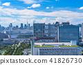 """Tokyo Metropolis"" Odaiba / Urban Landscape 41826730"