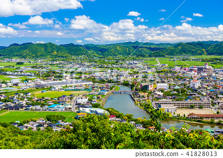 (Chiba) The city of Boso Kamogawa and a relaxing countryside 41828013