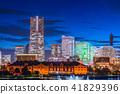 橫濱 未來港 城市景觀 41829396