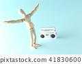 无线电体操 41830600